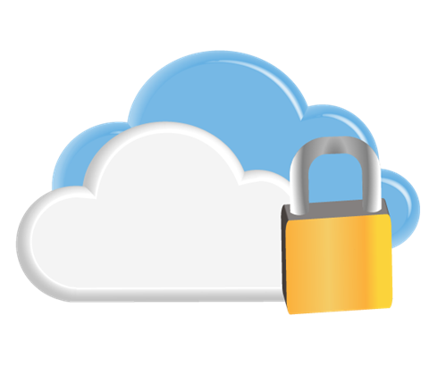 Pharmacy data stored safely and securely in the cloud.