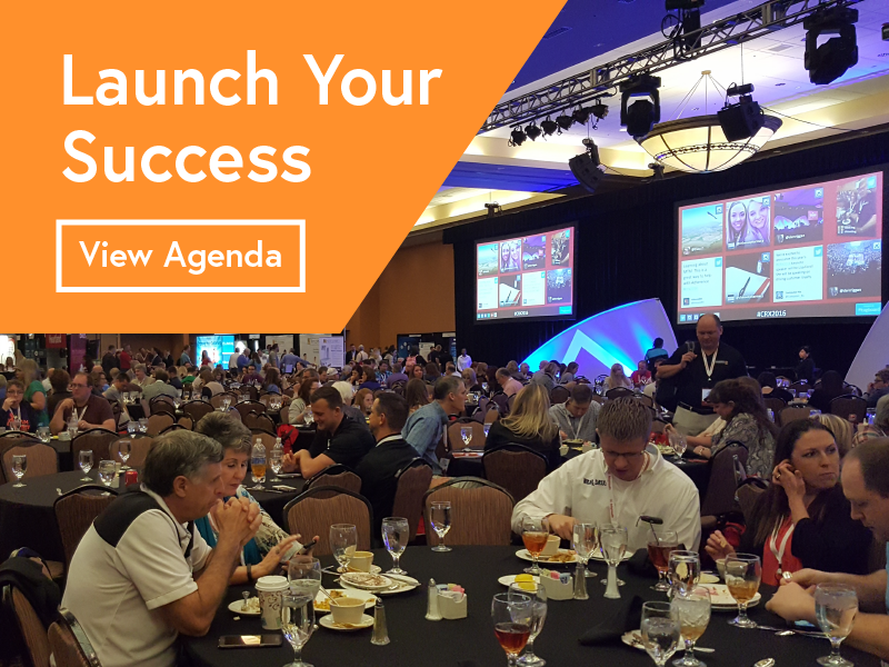Get ready for Idea Exchange 2018 by checking out our agenda.